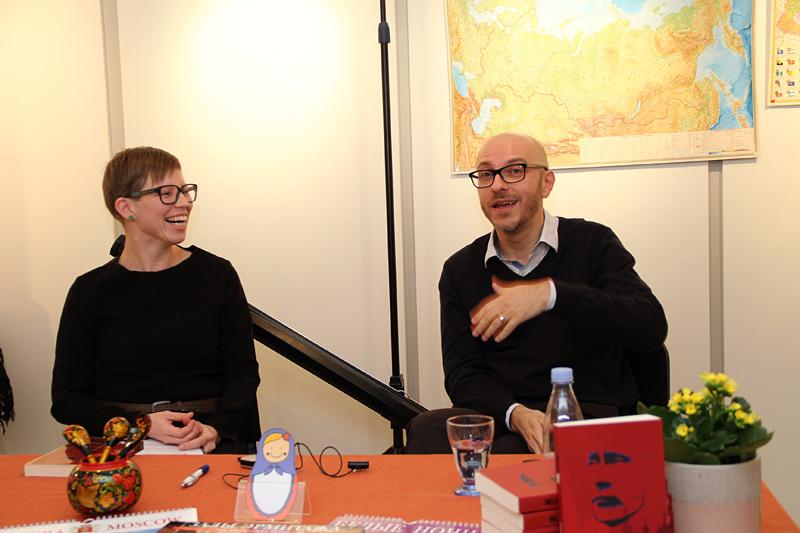 Andrej Stopar in Katarina Alič Čretnik