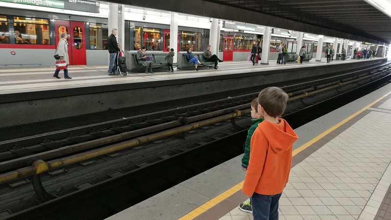 dunajska podzemna železnica
