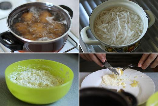 krompir s slano skuto in kislo repo