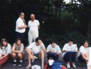 Pavel Uršič - svetovni dan mladih, Pariz 1997