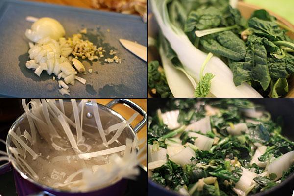 vegetarijanska špinačna lazanja