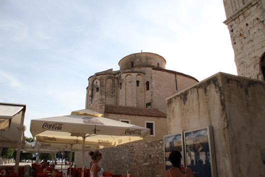 Zadar - cerkev sv. Donata